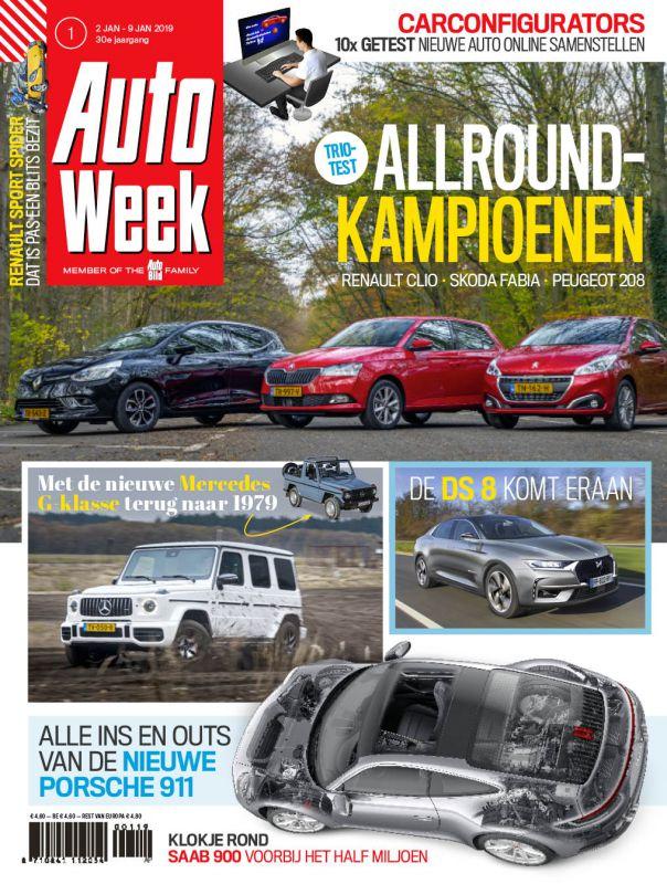 AutoWeek 01 2019