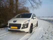 Peugeot 3008 Blue Lease 1.6 HDiF