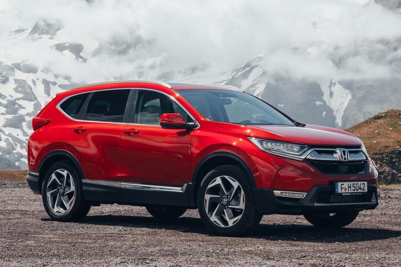 Prijzen Honda CR-V bekend