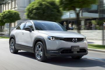 Mazda MX-30 ook als mild-hybrid!