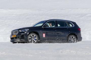 BMW X5 op wintersport - Duurtestreportage