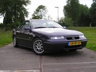 Opel Calibra 2.5i-V6 DTM (1997)