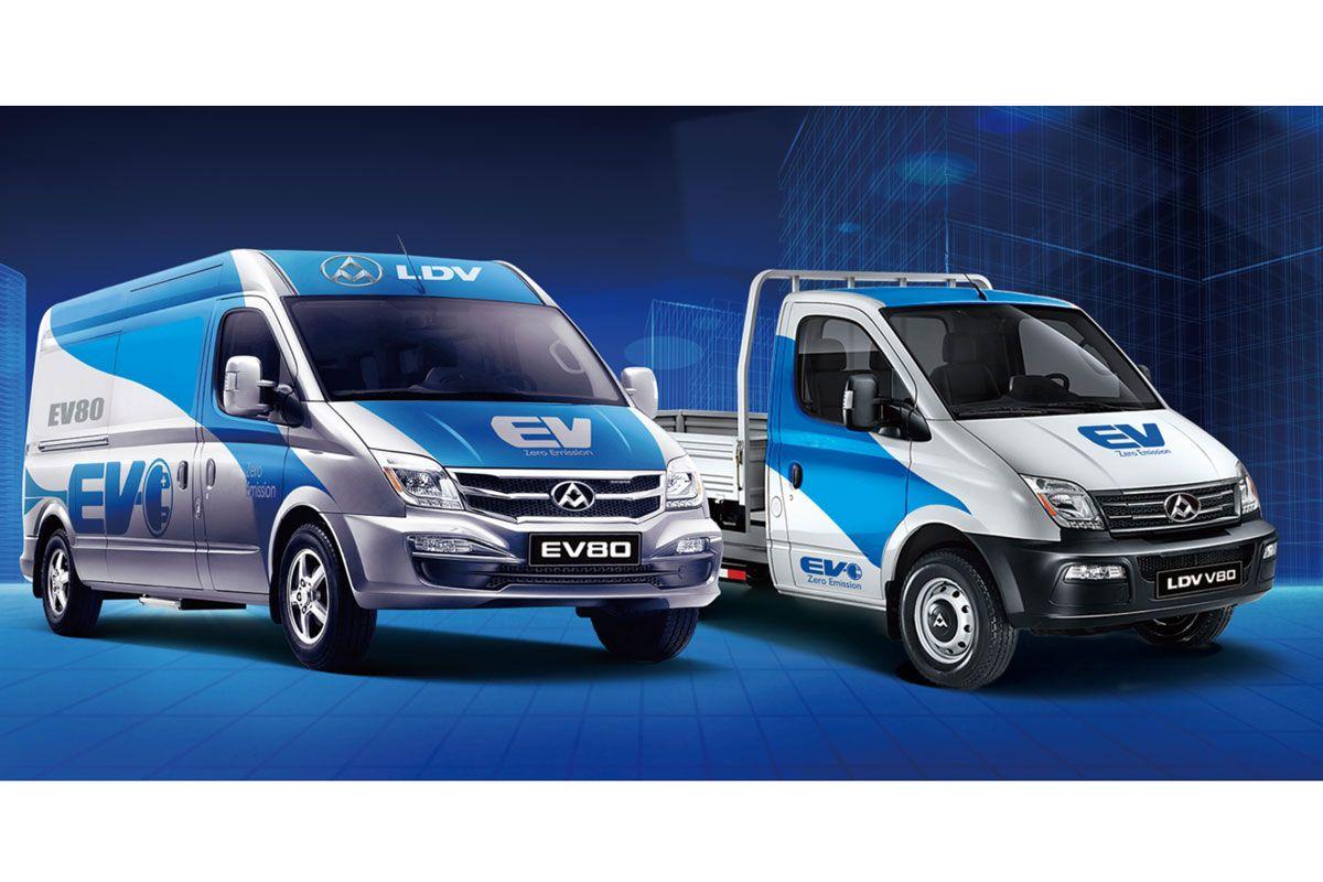 Elektrische Bestelauto S Maxus Naar Europa Autoweek Nl
