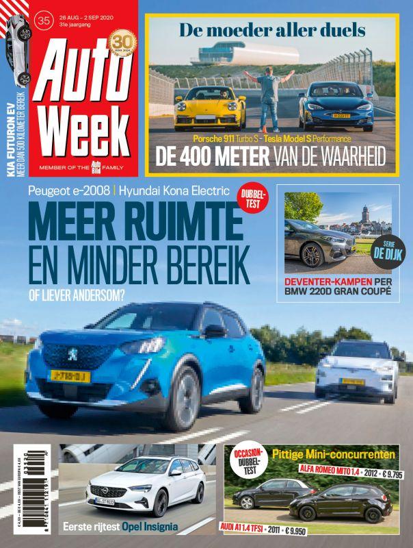 AutoWeek 35 2020