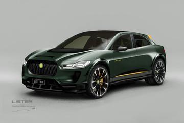 Lister neemt Jaguar I-Pace onder handen