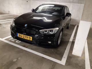 BMW 118i Corporate Lease Edition (2019)
