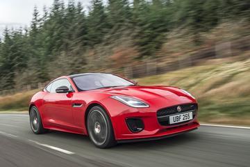 Ook viercilinder voor Jaguar F-Type