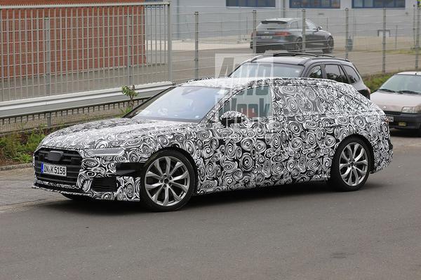 Audi laat S6 Avant uit