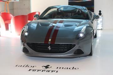 Speciale Ferrari California T eert verleden