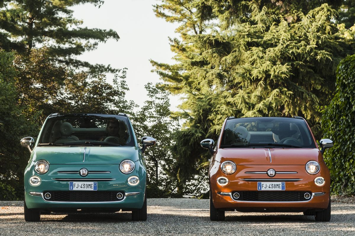 Fiat 500 Als Anniversario Autoweek Nl