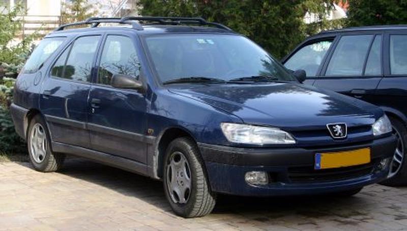 Peugeot 306 Break XRdt 1.9 (1997)