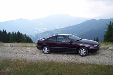 Opel Calibra 2.0i (1993)
