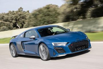 Audi R8 - Eerste Rijtest