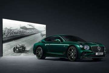 Bentley presenteert Continental GT Number 9 Edition by Mulliner