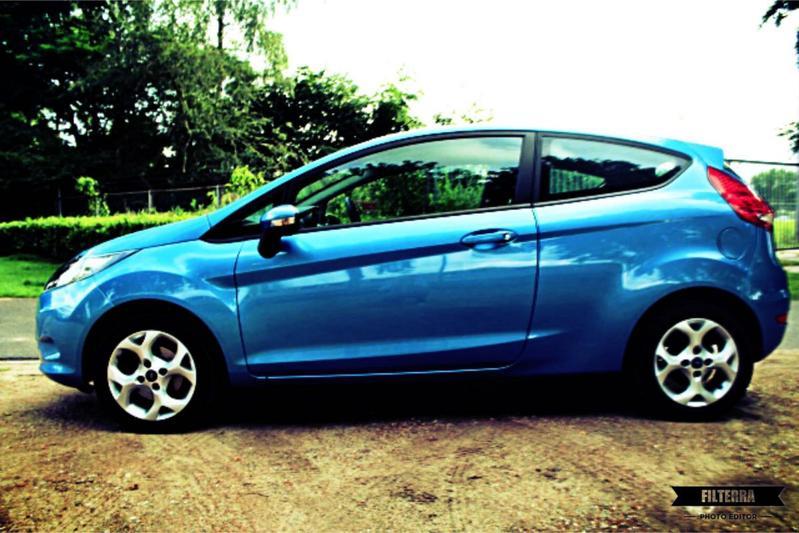 Ford Fiesta 1.25 82pk Trend (2009)