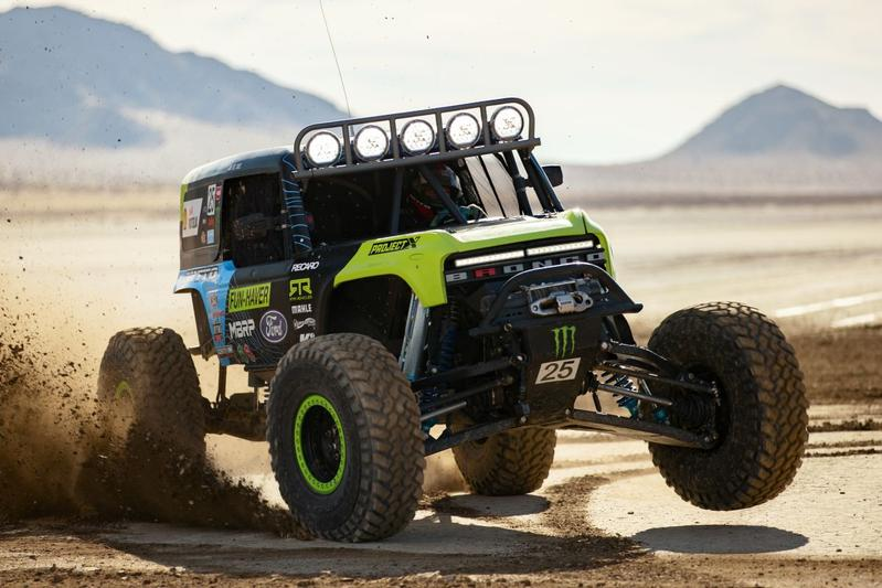 Ford Bronco King of Hammers