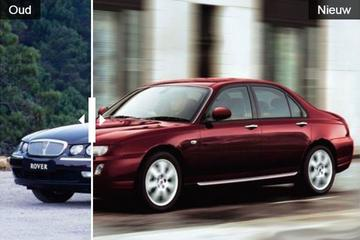 Facelift Friday: Rover 75/MG ZT