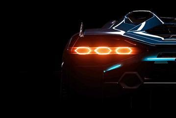Lamborghini toont stukje nieuwkomer