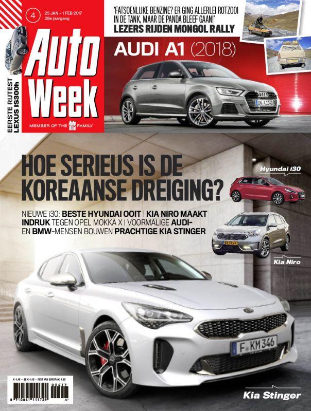 AutoWeek 4 2017