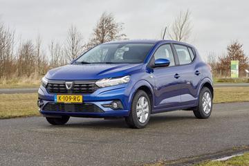 Dacia Sandero Europa's nummer 1 in juli