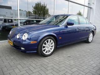 Jaguar S-Type 3.0 V6 Sport (2003)