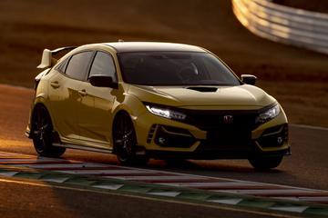 Gelimiteerde Honda Civic Type R zet Japans circuitrecord