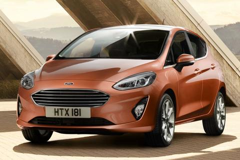 Ford Fiesta Private Lease Autoweek Nl