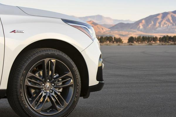 Acura teast RDX