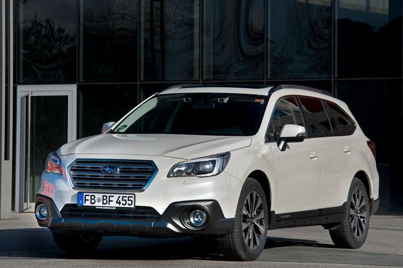 Subaru Outback 2.5i Premium (2019)
