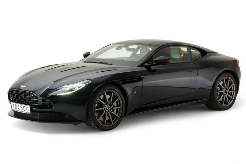 Gepantserde Aston Martin DB11 te koop