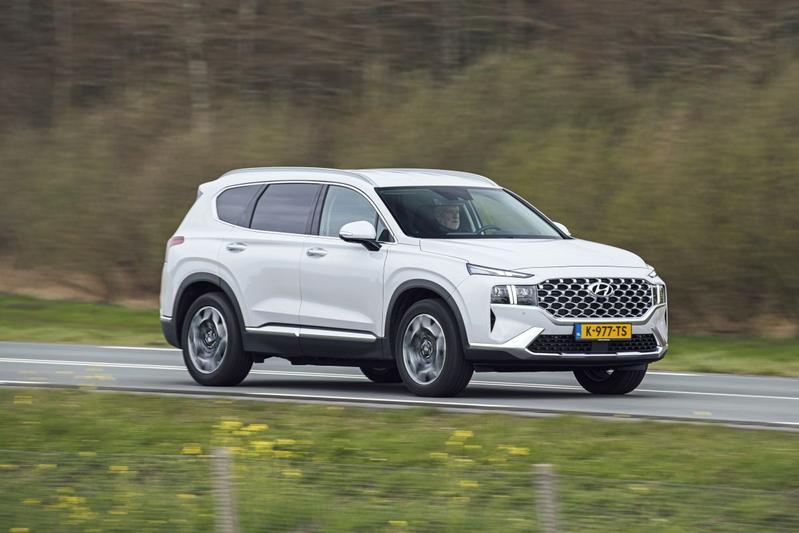 Test: Hyundai Santa Fe Hybrid