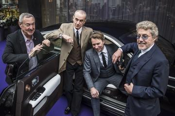 Rolls-Royce Wraith 'Inspired by British Music'