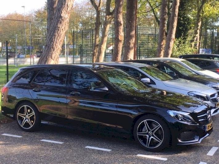 Mercedes-Benz C 180 Estate Business Solution AMG (2018)