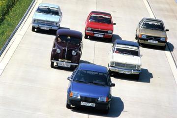 Het afscheid van de Opel Kadett - Uit de Oude Doos