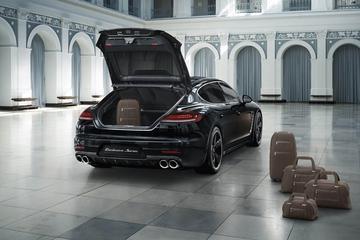 Statig: Porsche Panamera Exclusive Series