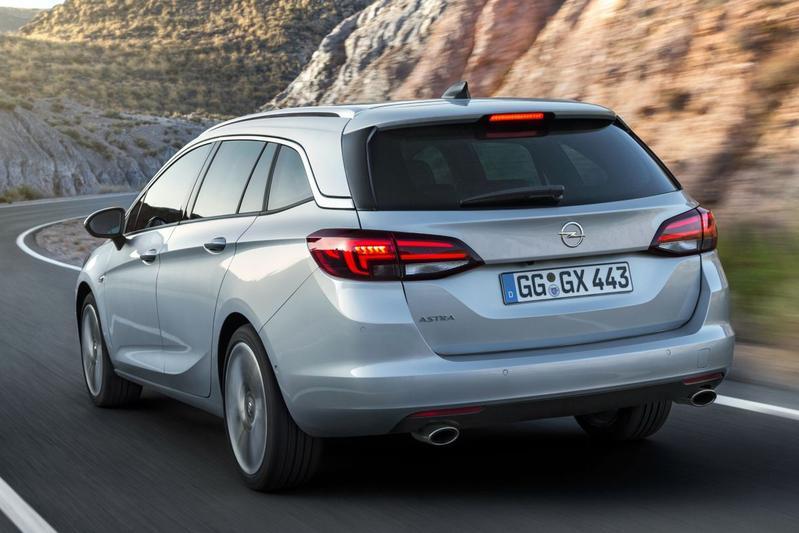 Opel Astra Kadett