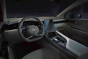 Hyundai's nieuwe SUV heeft high-tech interieur