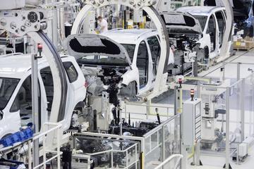 Volkswagen verwacht maanden vertraging door chiptekort