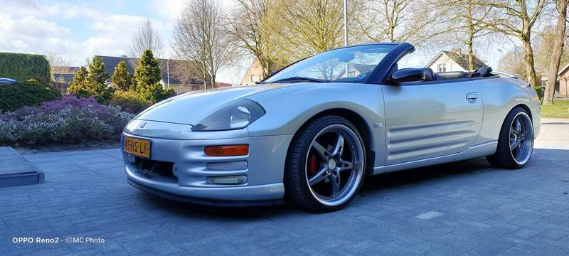 Mitsubishi Eclipse (2001)