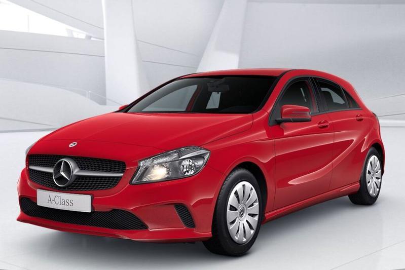 Back to Basics: Mercedes-Benz A-klasse