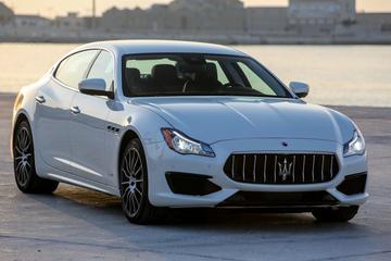 Maserati Quattroporte Diesel V6 (2017)