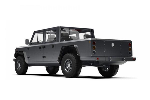 Bollinger Motors breidt uit met B2