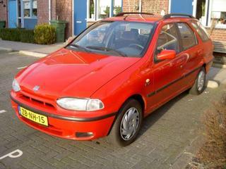 Fiat Palio Weekend 100 16v (1999)