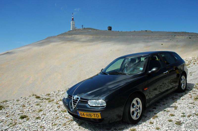 Alfa Romeo 156 Sportwagon 1.9 JTD (2001)