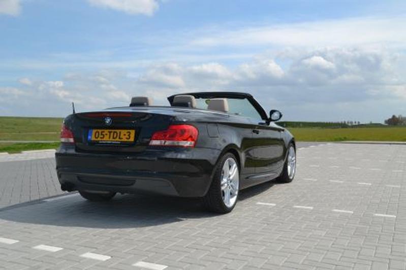 BMW 120i Cabrio High Executive (2012)