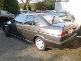 Alfa Romeo 155 2.0 Twin Spark (1992)