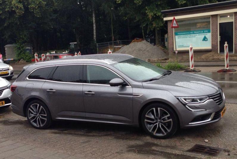 Renault Talisman Estate dCi 130 Intens (2016)