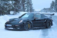 Porsche 911 GT3 RS vanuit alle hoeken