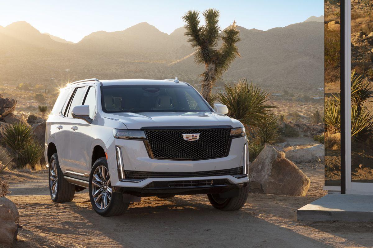 Cadillac Escalade (2020) 8