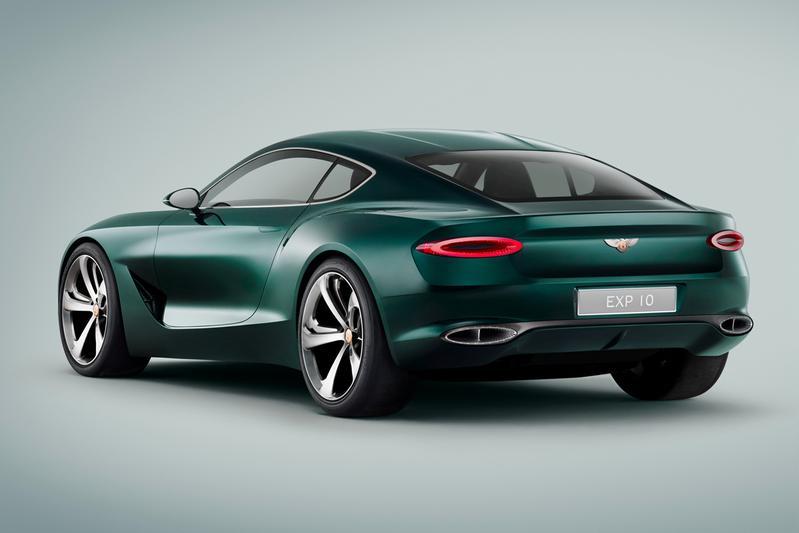 Kans op coupé onder Bentley Continental GT klein